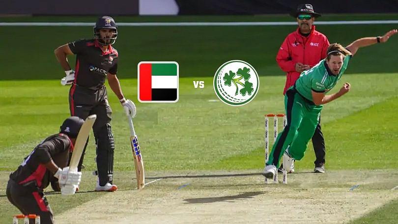 टी-20 विश्व कप से पहले यूएई के खिलाफ टी-20 सीरीज खेलेगा आयरलैंड