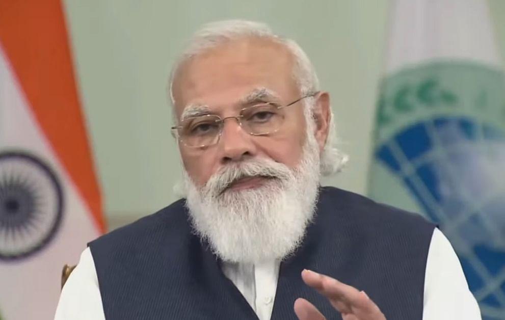SCO शिखर सम्मेलन में PM मोदी का संबोधन