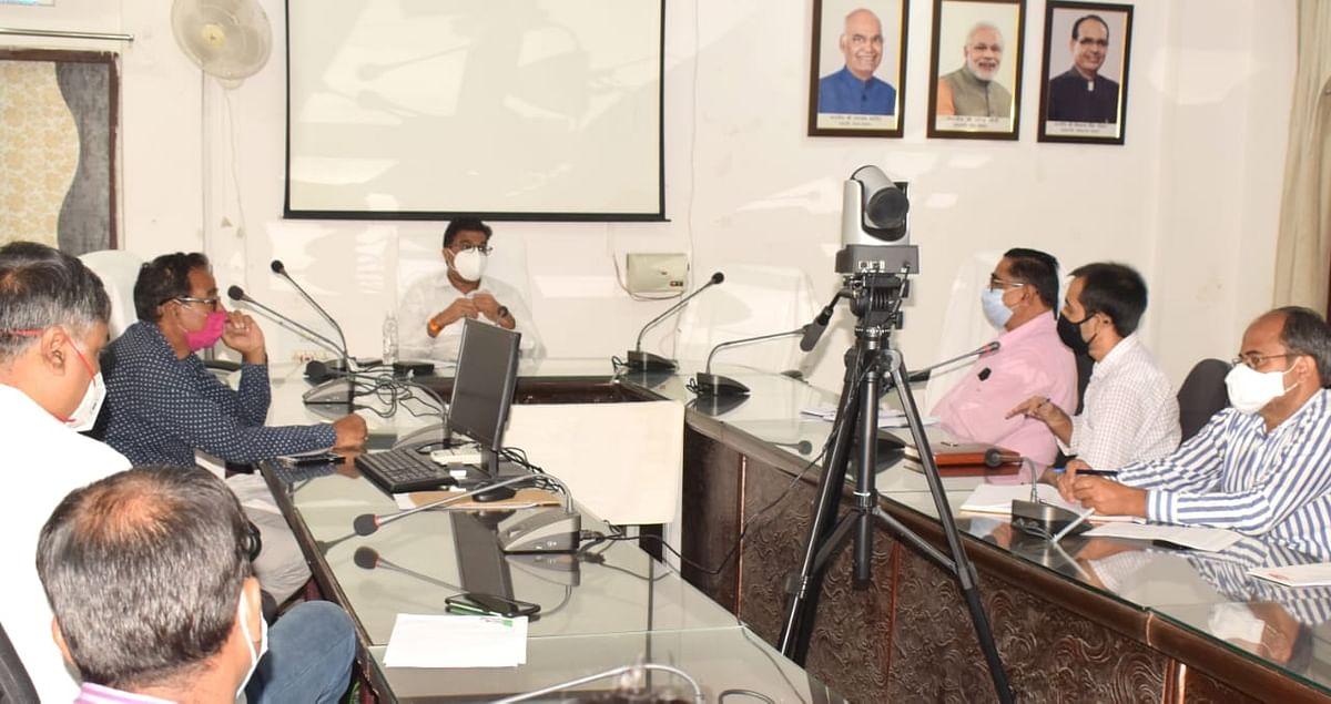 Singrauli : 17 सितम्बर को प्रधानमंत्री के जन्मदिन पर आयोजित होगा वैक्सीनेशन महाअभियान