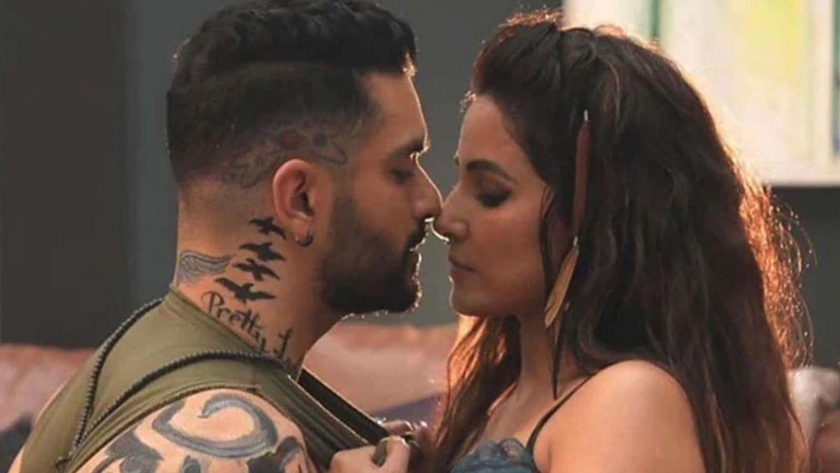 हिना खान-अंगद बेदी का गाना 'मैं भी बर्बाद' हुआ रिलीज, दिखी दोनों की शानदार केमिस्ट्री