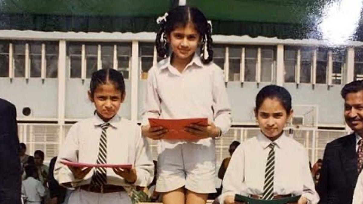 तापसी पन्नू ने शेयर की स्कूल के दिनों की Photo, पोस्ट शेयर कर कही यह बात