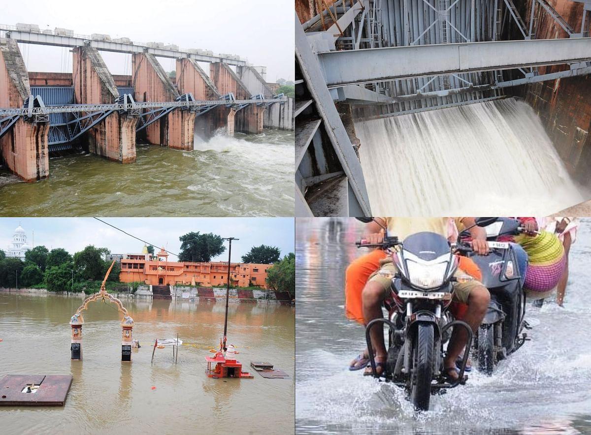 Ujjain : ये तो चमत्कार हो गया... गंभीर का गेट खुला