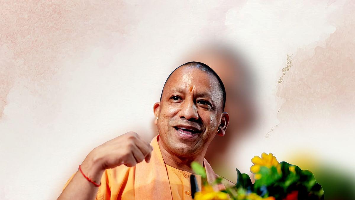 लखनऊ के किसान सम्मेलन में CM योगी ने सपा, बसपा और कांग्रेस पर बोला करारा हमला