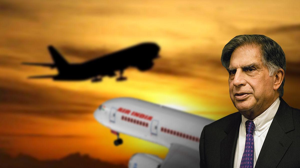 एयर इंडिया से हाथ मिलाने के मूड में टाटा, बोली लगाने यह रास्ता चुन सकता है समूह