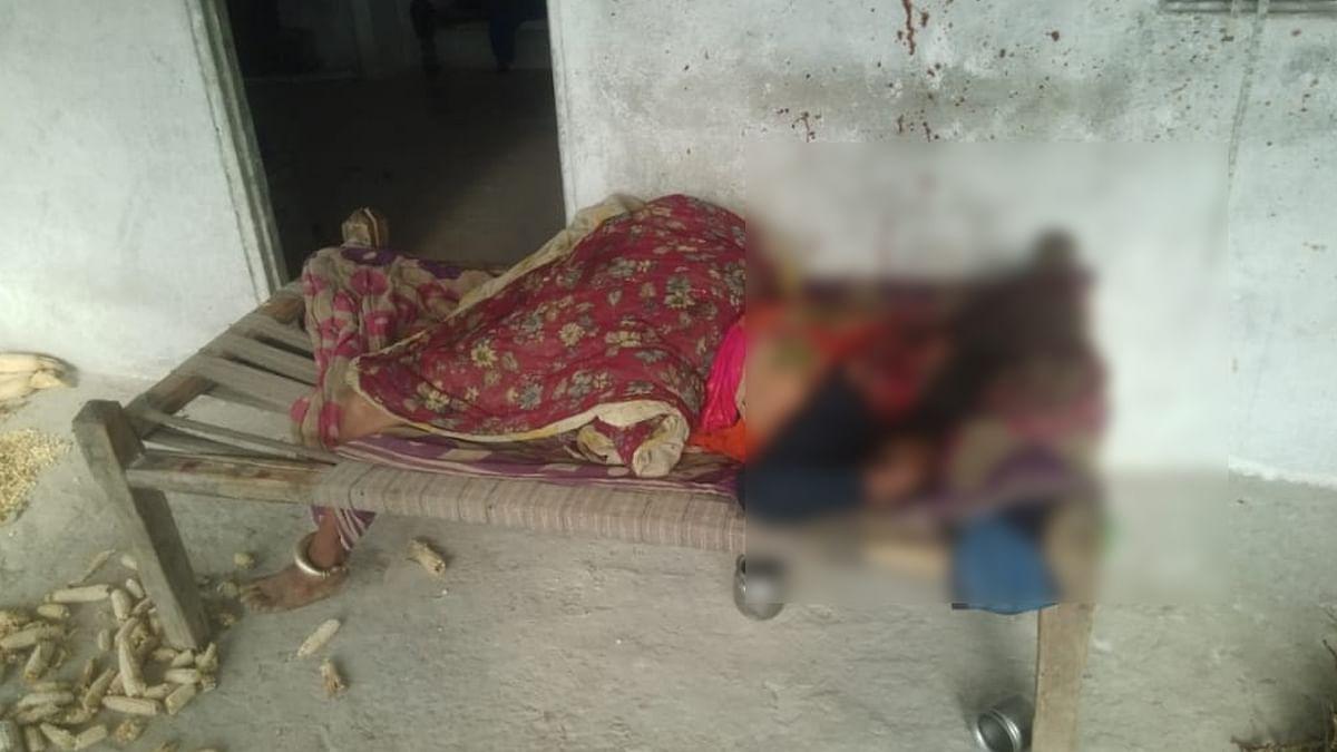Bhopal: घर में सो रही महिला की नृशंस हत्या, जांच में जुटी पुलिस