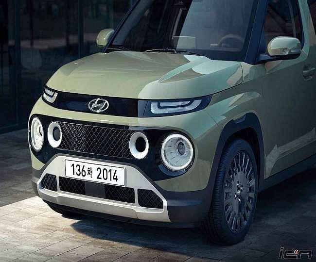 Hyundai ने लांच की माइक्रो SUV 'Casper'