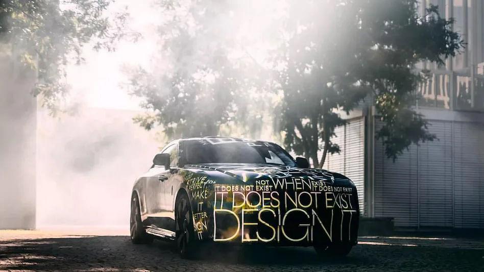Rolls-Royce ने किया इलेक्ट्रिक वाहनों की दुनिया में प्रवेश करने का ऐलान