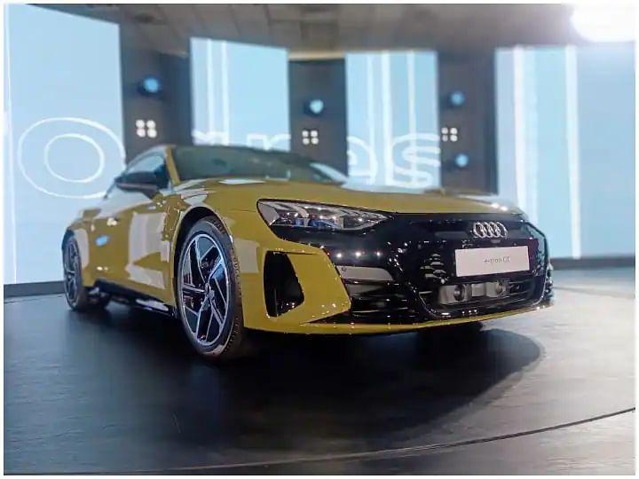भारत में लांच हुई लग्जरी कार 'Audi e-tron GT'