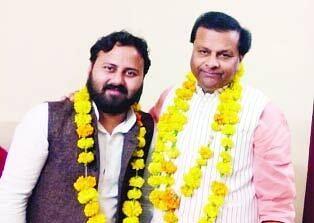 Gwalior : प्रदेश उपाध्यक्ष बनते ही विरोधी भी हो गए समर्थक
