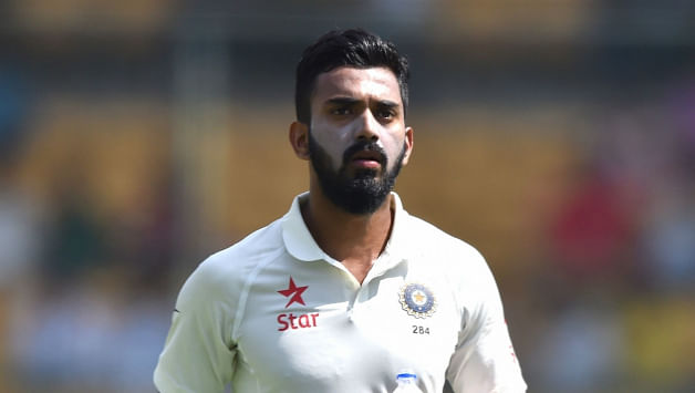 अम्पायर के फैसले पर नाराजगी जताने पर राहुल पर मैच फीस के 15 फीसदी का जुर्माना