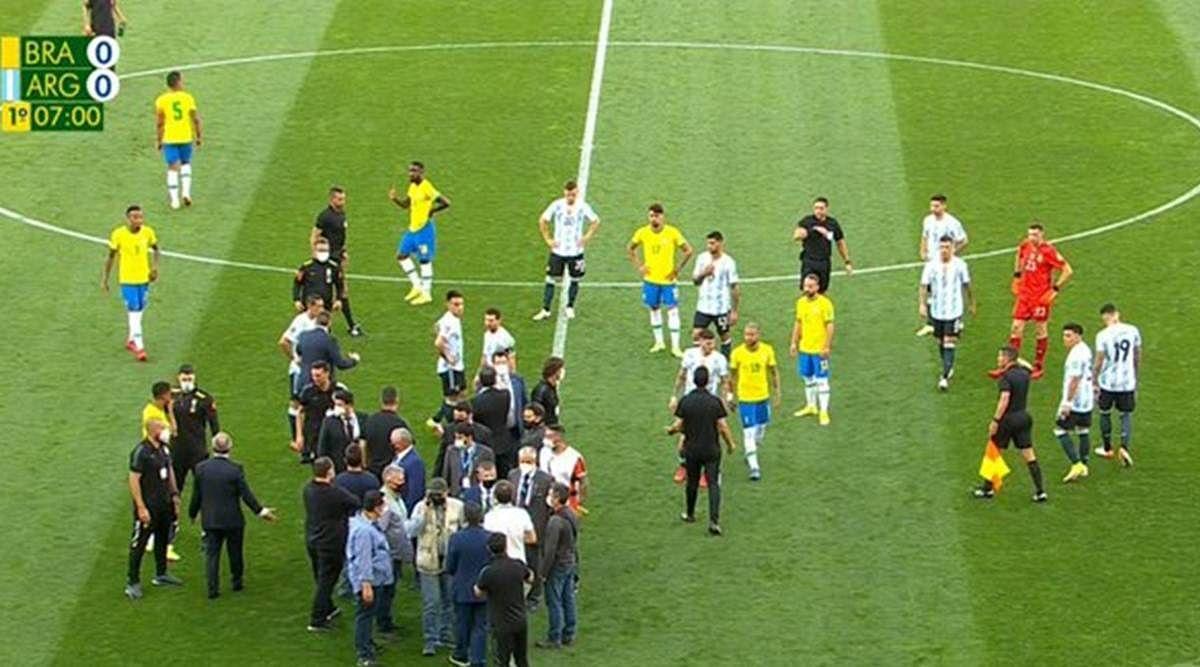 ब्राजील-अर्जेंटीना के बीच फीफा विश्व कप क्वालीफायर मुकाबले रद्द