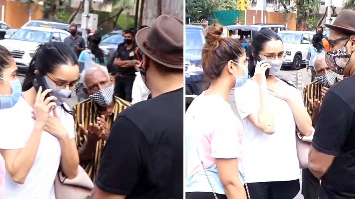 बुजुर्ग की मदद न करने पर श्रद्धा कपूर पर भड़के यूजर्स, Video हो रहा है वायरल
