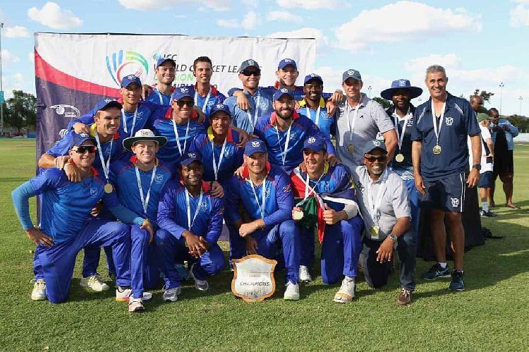 नामीबिया ने घोषित की टी-20 विश्व टीम