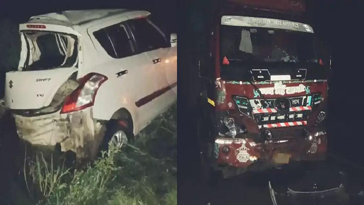 Chhindwara Accident : भीषण सड़क हादसे में 6 लोगों की हुई दर्दनाक मौत, सीएम ने जताया दुख