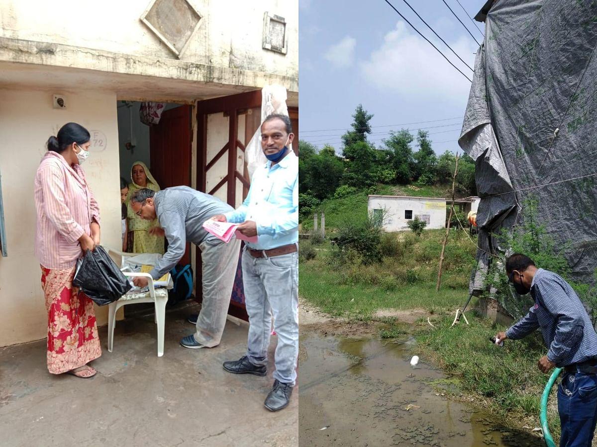 कोरोना व वायरल के बाद शहर में डेंगू ने दी दस्तक, जनसेवा अस्पताल में निकले 10 मरीज