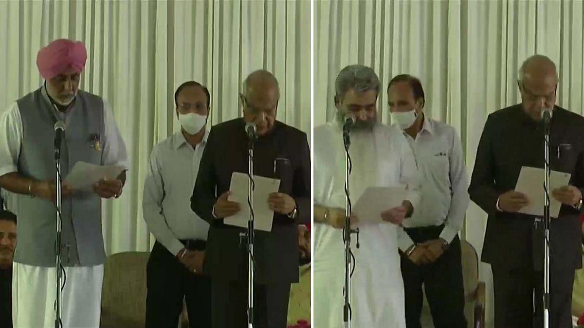 Punjab: चरणजीत चन्नी की नई कैबिनेट का विस्तार- 15 मंत्रियों ने ली शपथ