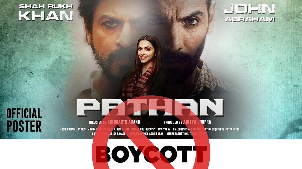 सोशल मीडिया पर उठी शाहरुख खान को Boycott करने मांग, 'पठान' को लेकर यूजर ने कही ये बात