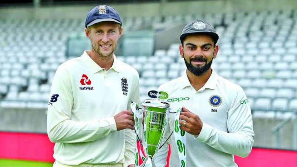 भारत और इंग्लैंड के बीच पांचवां टेस्ट कोरोना के कारण रद्द