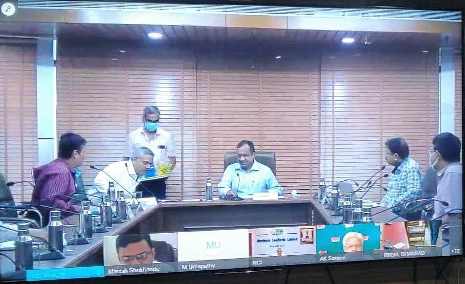 देश में कोयला संसाधनों के बेहतर आकलन के लिए कोल इंडिया ने लॉन्च किया सॉफ्टवेयर