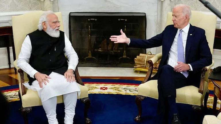 'फाइव-टी' भारत-अमेरिका साझेदारी के पांच स्तंभ के रूप हैं : मोदी