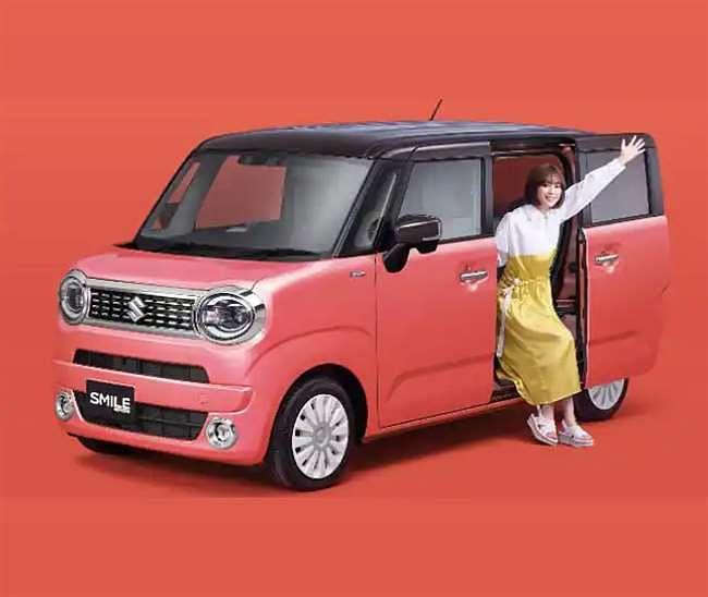 Suzuki ने घरेलू बाजार में लांच की डिफरेंट 'बॉक्सी लुक' वाली 'WagonR Smile'