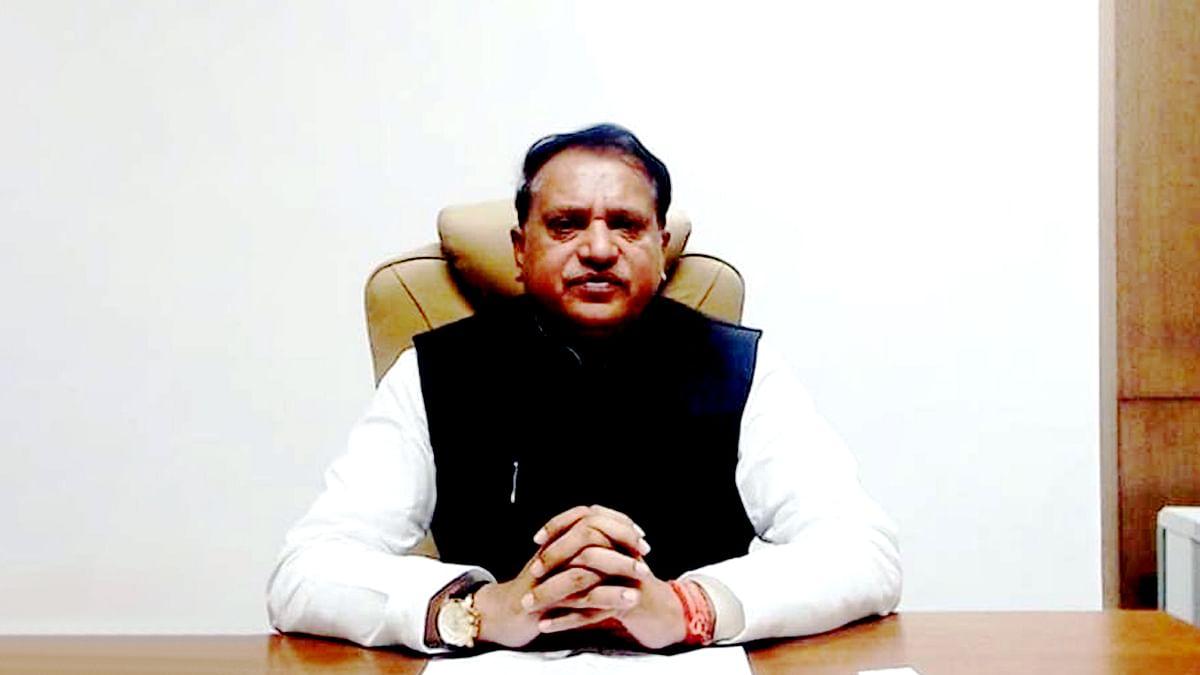 Bhopal : सहकारिता मंत्री डॉ. भदौरिया की भ्रष्टाचार के प्रकरण में कड़ी कार्रवाई