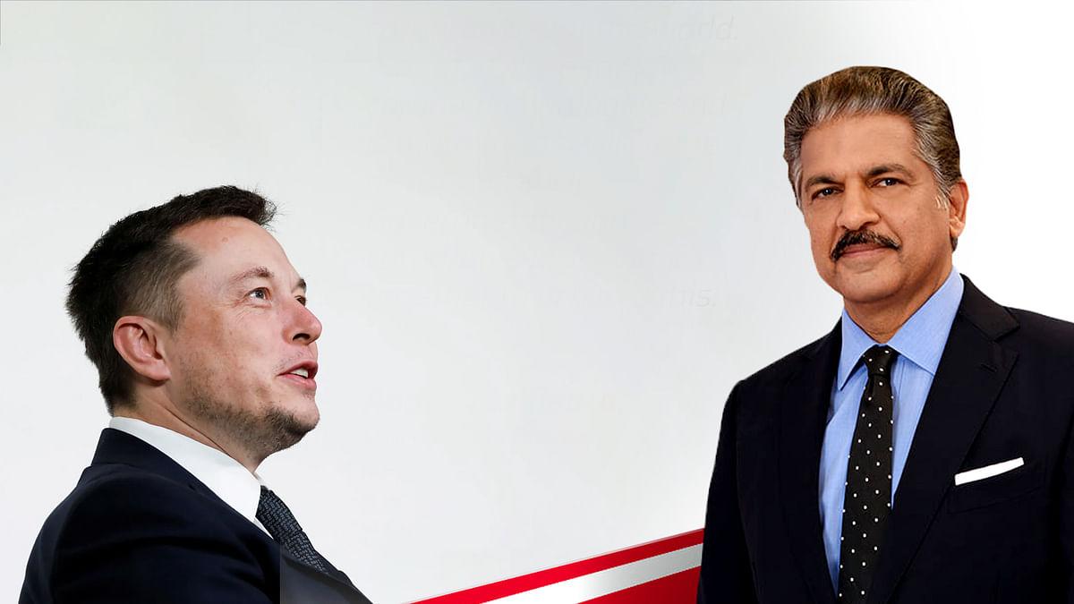 कार प्रोडक्शन के मुद्दे पर आनंद महिंद्रा ने दिया Elon Musk की बात का जवाब