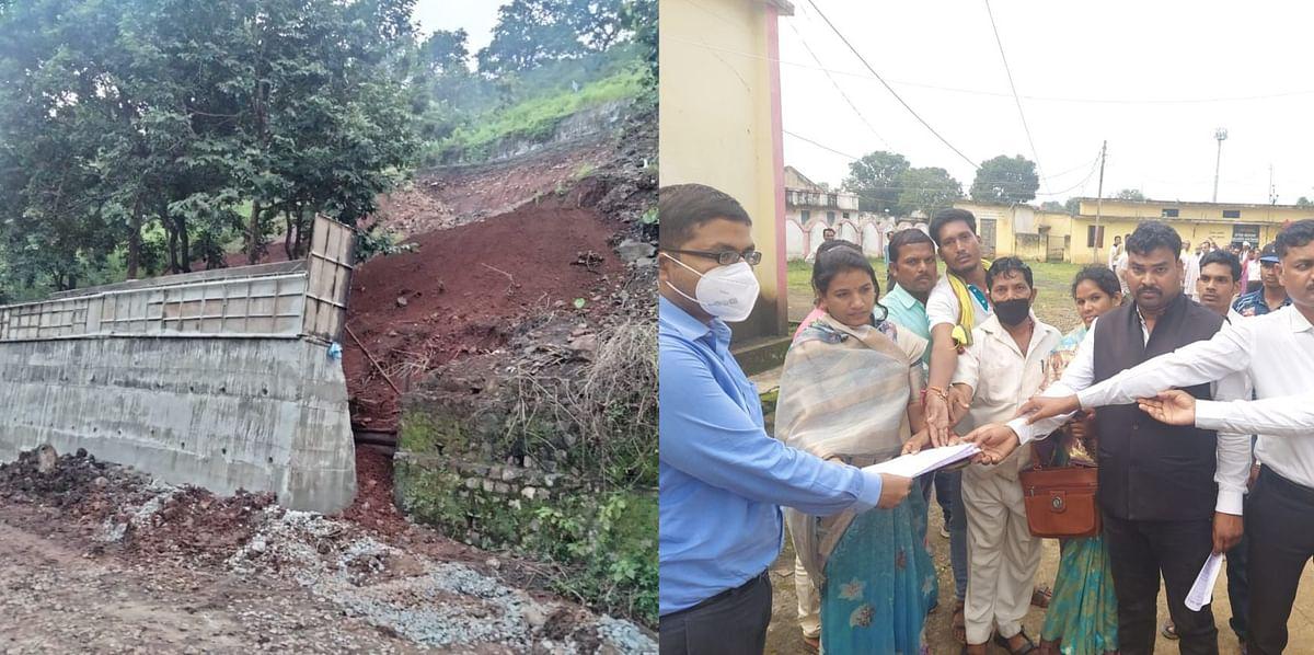 Anuppur : किरर घाट जल्द नहीं हुआ प्रारंभ तो होगा आंदोलन