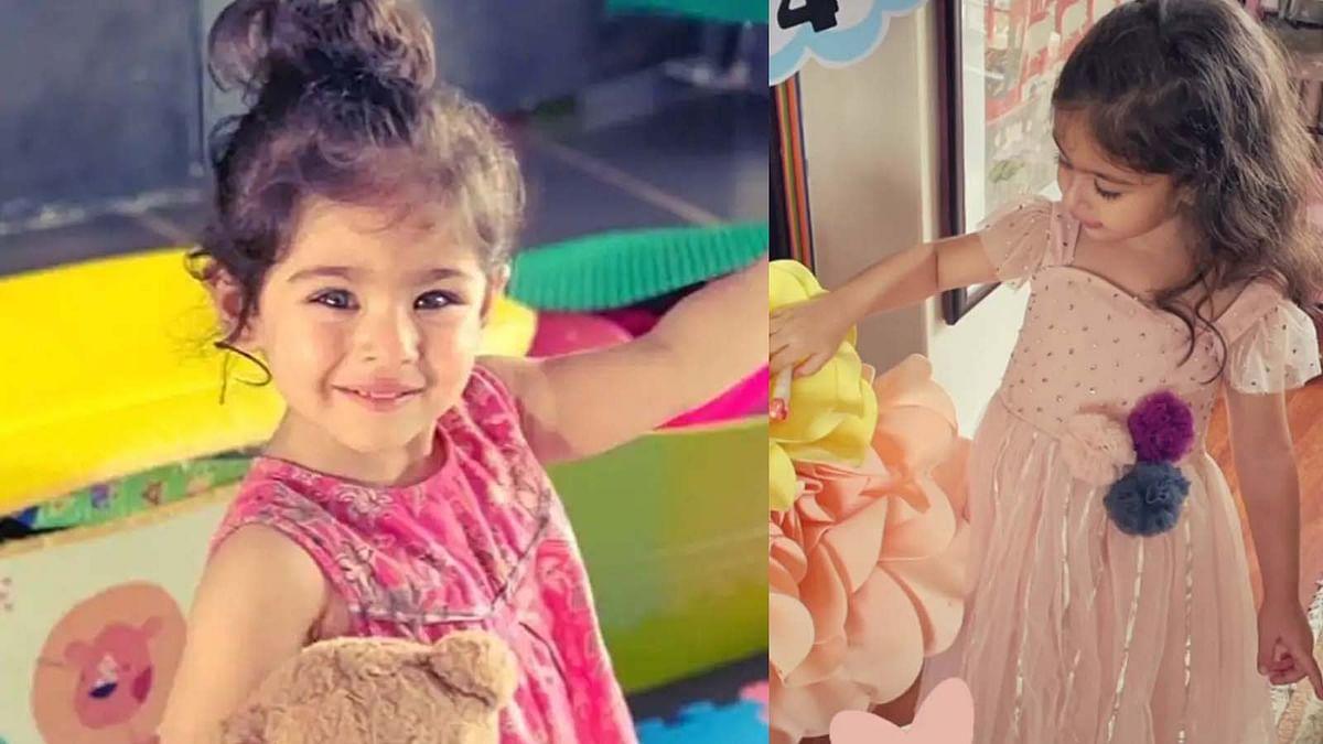 सोहा अली खान ने मनाया अपनी बेटी इनाया का बर्थडे, शेयर की सेलिब्रेशन की तस्वीरें