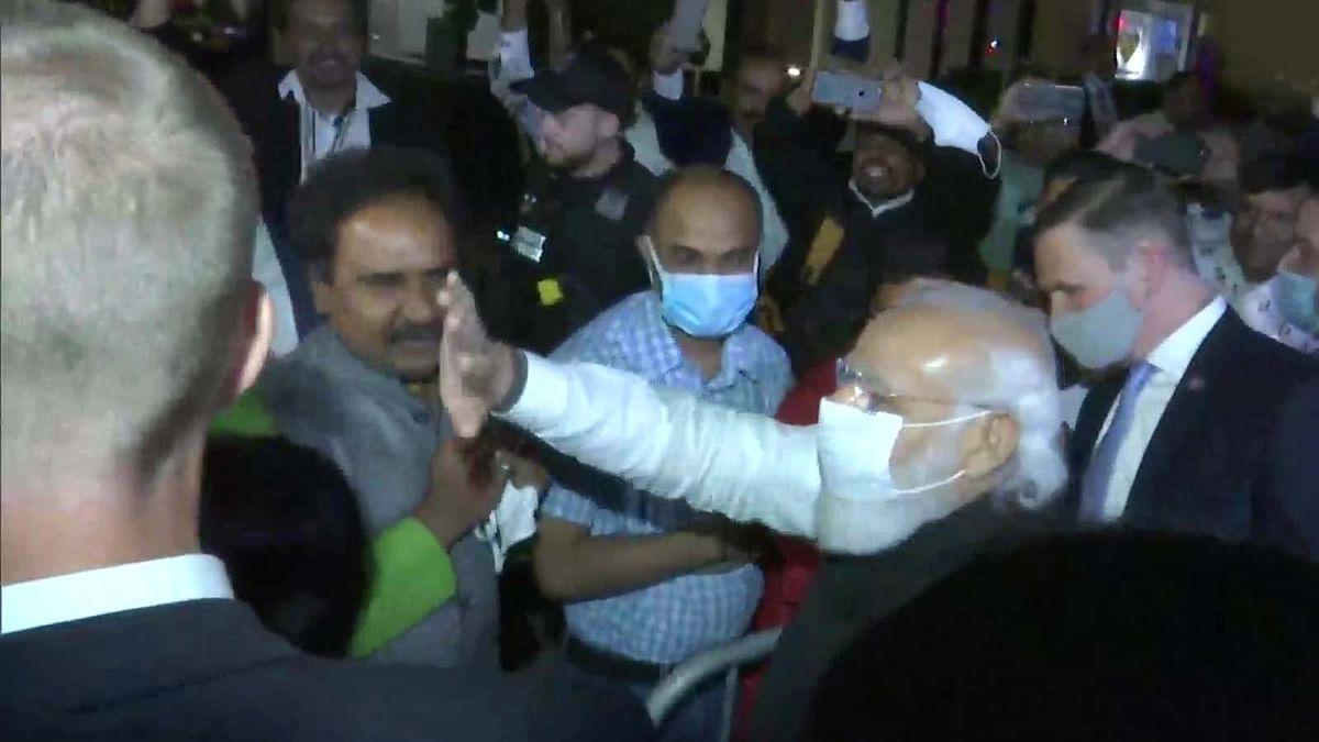 भारतीय अमेरिकियों से मिले PM मोदी