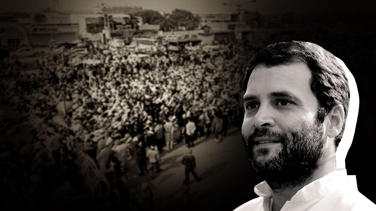 किसानों का अहिंसक सत्याग्रह आज भी अखंड है,  इसलिए आज Bharat Band है: राहुल गांधी