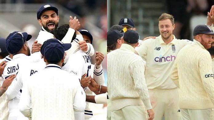 चौथा टेस्ट : भारत के 191 के जवाब में इंग्लैंड पहले दिन खेल समाप्ति तक 3 विकेट पर 53 रन