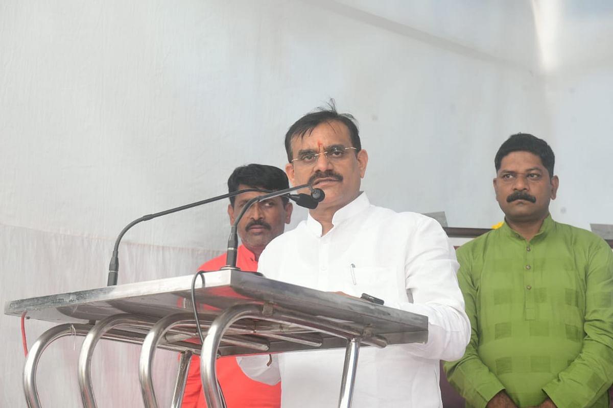 हर वर्ग और समाज के लिए खड़ा है भाजपा कार्यकर्ता : विष्णुदत्त शर्मा