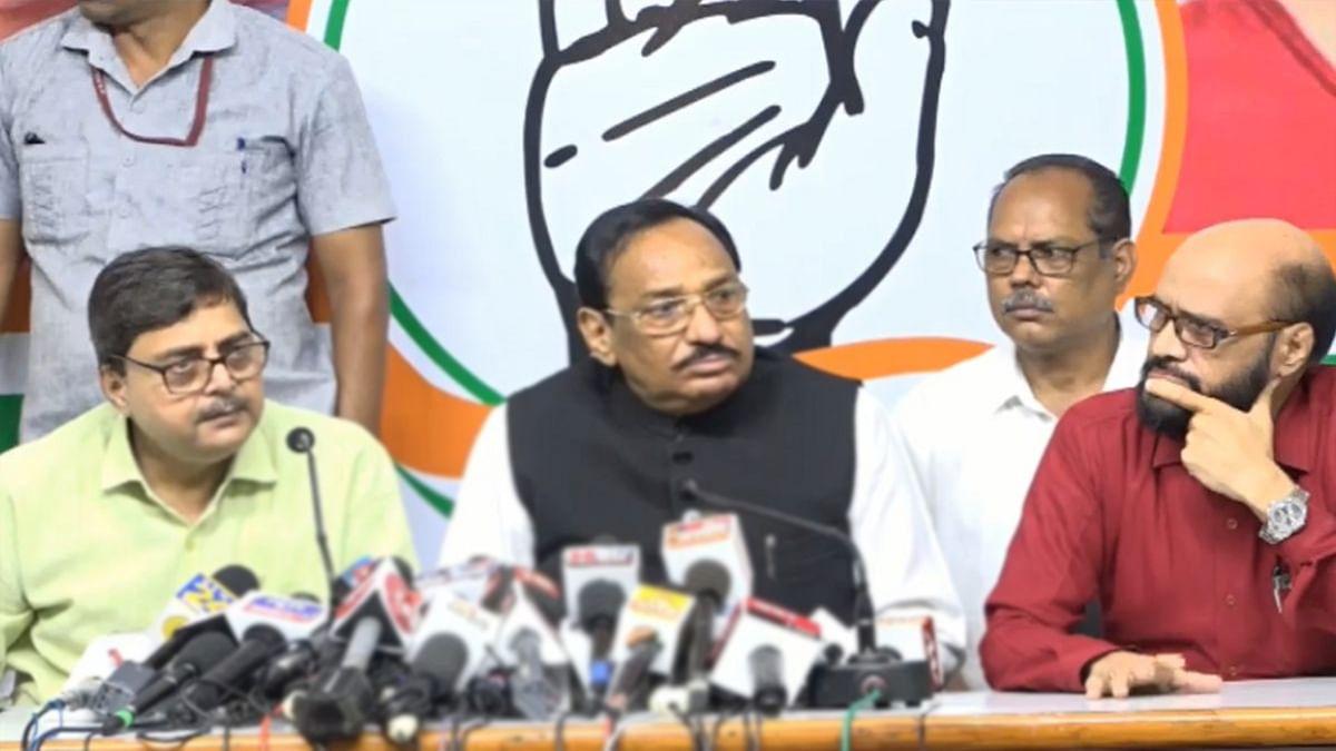 नीमच मामले पर कांग्रेस जांच कमेटी ने की प्रेस वार्ता, KK Mishra ने BJP पर लगाया ये आरोप