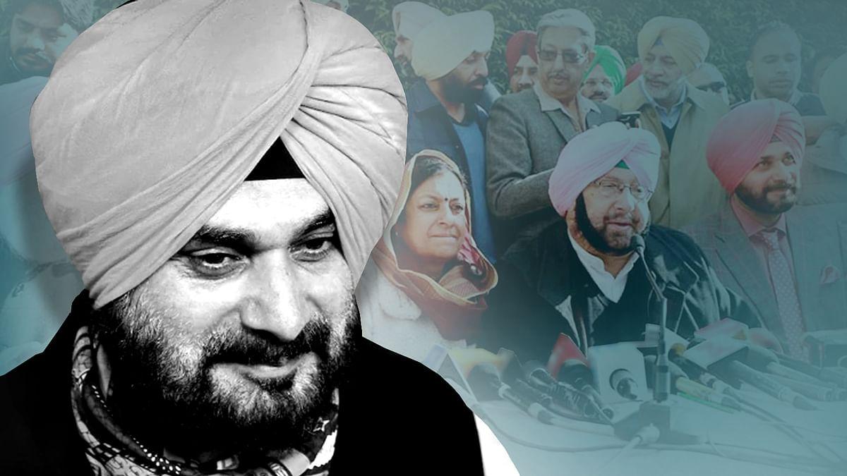 पंजाब कांग्रेस की बढ़ी टेंशन- अब नवजोत सिंह सिद्धू ने दिया इस्तीफा