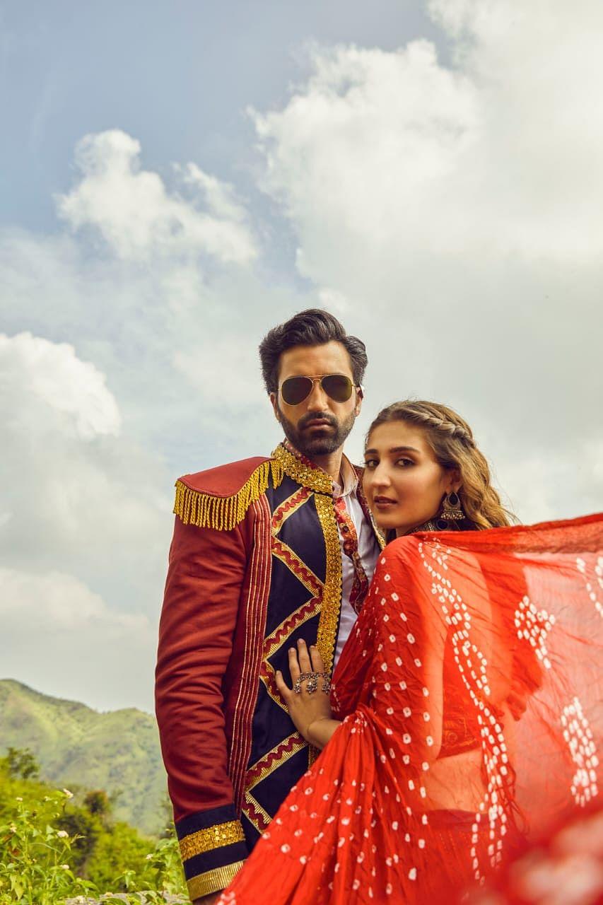 ध्वनि भानुशाली के साथ गुरफतेह पीरजादा का नया वाइब्रेंट नवरात्रि गीत 'मेहंदी' हुआ रिलीज़