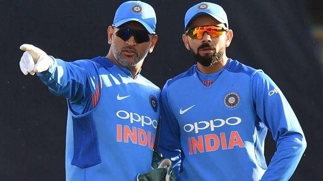 टी-20 विश्व कप में भारतीय टीम के मेंटर होंगे पूर्व कप्तान महेंद्र सिंह धोनी