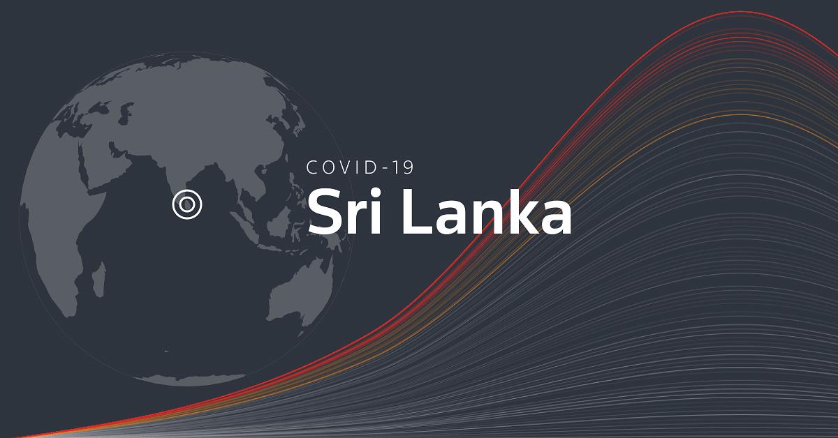 श्रीलंका में बढ़ी कोविड-19 क्वारंटीन कर्फ्यू की अवधि