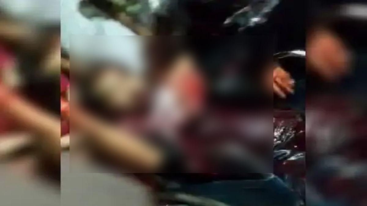 Bhopal में युवक ने चाकू से काटा खुद का गला, इलाज के दौरान हुई मौत