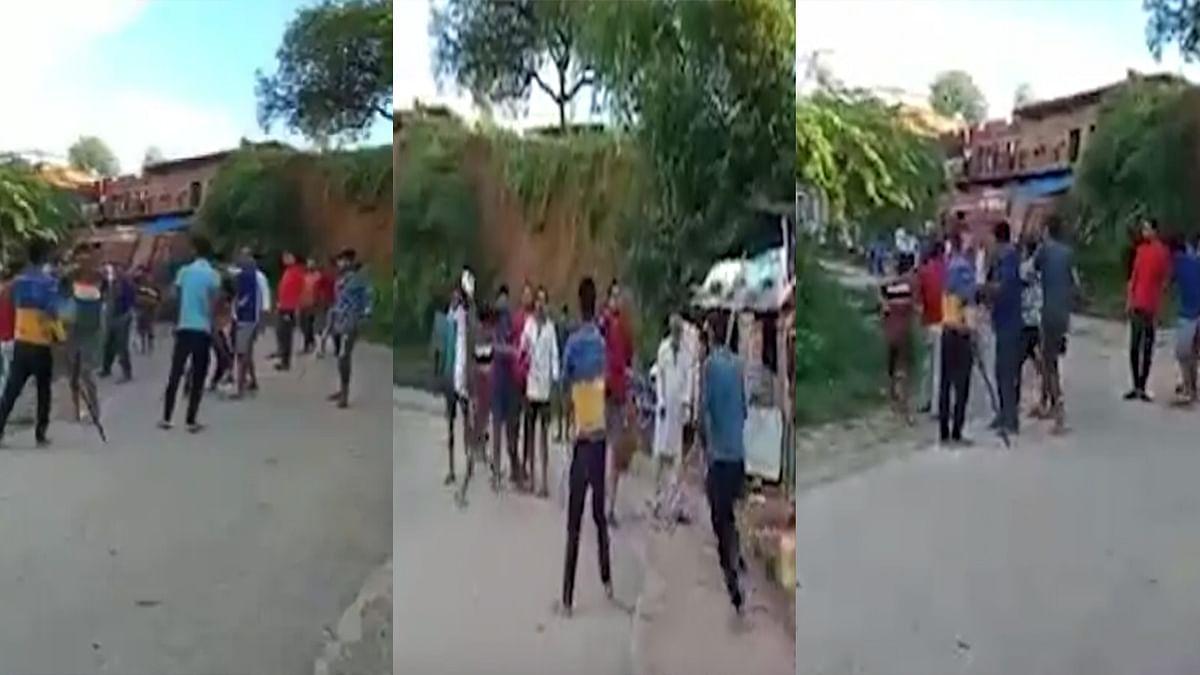 रीवा में कुछ लोगों ने दो भाइयों को घेरकर लाठी-डंडों से पीटा, 3 आरोपी गिरफ्तार