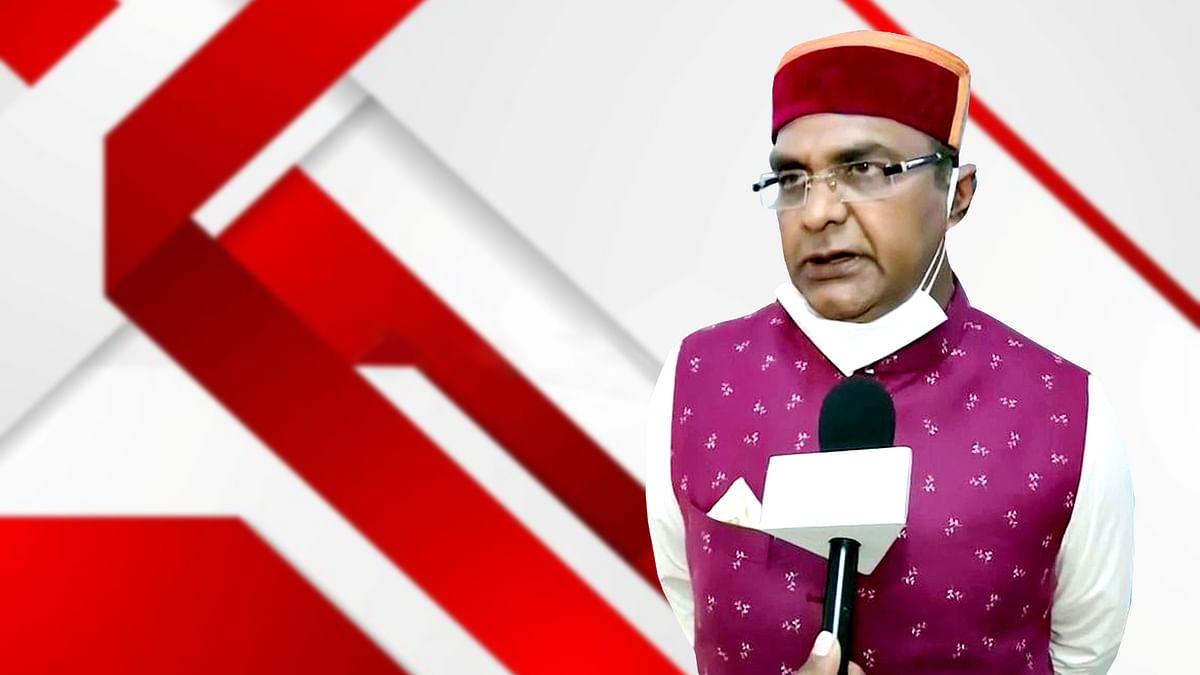 बिजली समस्या समेत कई मुद्दों पर चिकित्सा शिक्षा मंत्री Vishvas Sarang ने जारी किए बयान