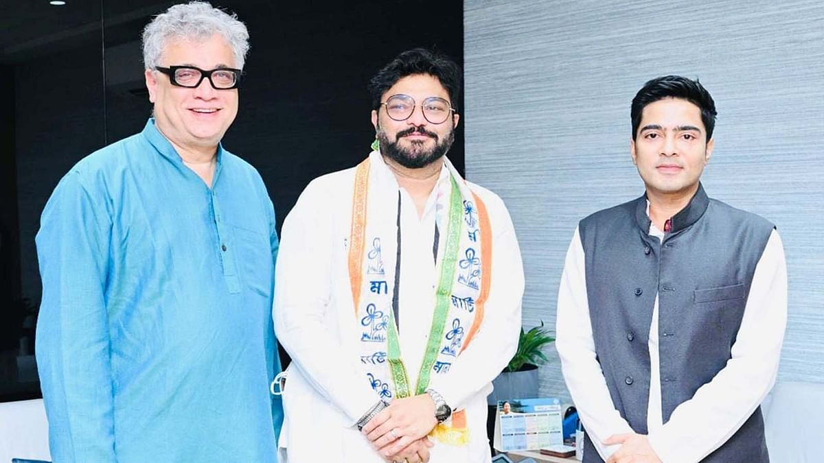 राजनीति से संन्यास का ऐलान करने के बाद अब BJP सांसद बाबुल सुप्रियो ने TMC की ज्वाइन