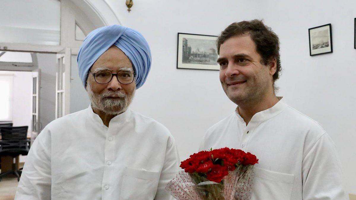 राहुल गांधी ने मनमोहन सिंह को बर्थडे विश कर कहा- उनसे काफी कुछ सीखा जा सकता है