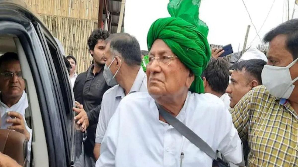 हरियाणा: 86 वर्षीय पूर्व CM ओम प्रकाश चौटाला 10वीं में पास हुए