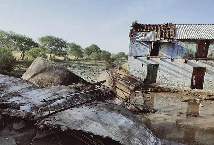 Sagar : ग्राम पंचायत कर्रापुर में डेढ़ साल बाद भी नहीं बनी पानी की टंकी