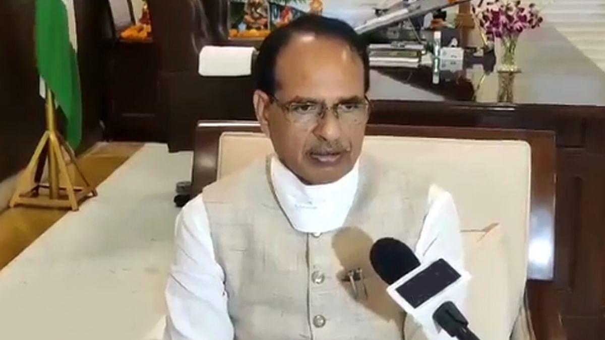 CM ने विपक्ष पर साधा निशाना, कहा- 'आग लगाना, अराजकता फैलाना तो कांग्रेस का काम ही है'