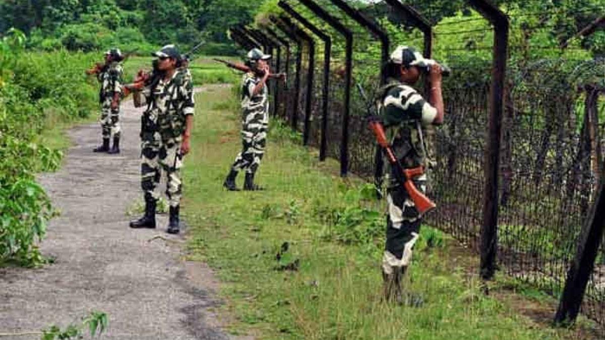 भारत - बंगलादेश सीमा पर मेघालय ने की निषेधाज्ञा लागू