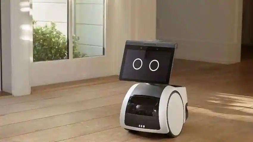 Amazon ने तैयार किया होम असिस्टेंट रोबोट 'Astro', कर सकेगा बहुत से कार्य