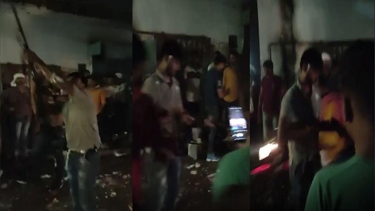Gwalior: बर्थडे पार्टी में कुछ युवकों ने की राइफल और बंदूक से फायरिंग, 2 गिरफ्तार