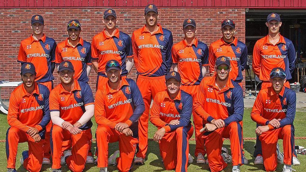 नीदरलैंड ने टी-20 विश्व कप के लिए घोषित की टीम